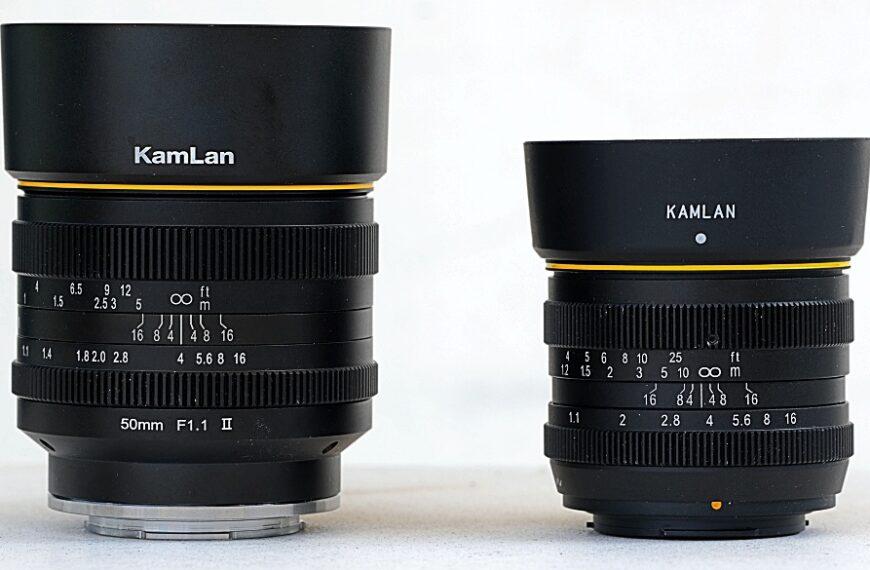 """Kamlan 50 mm f/1,1 II – czynowa wersja """"Bokeh Beast"""" jest rzeczywiście lepsza?"""