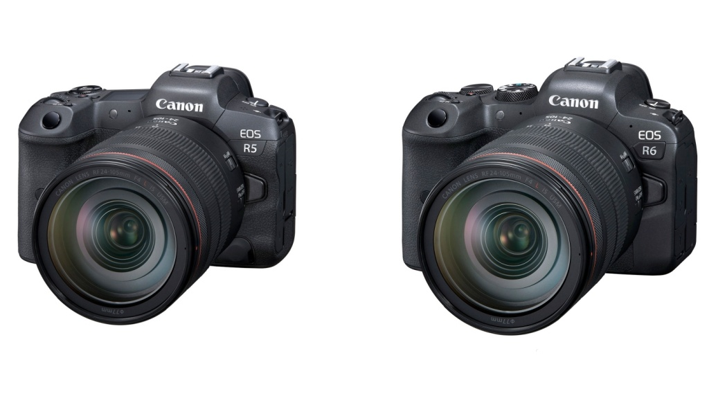 Canon R5 iR6