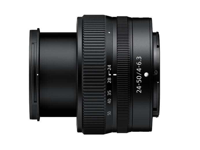 Nikkor Z24-50 mm F/4-6,3
