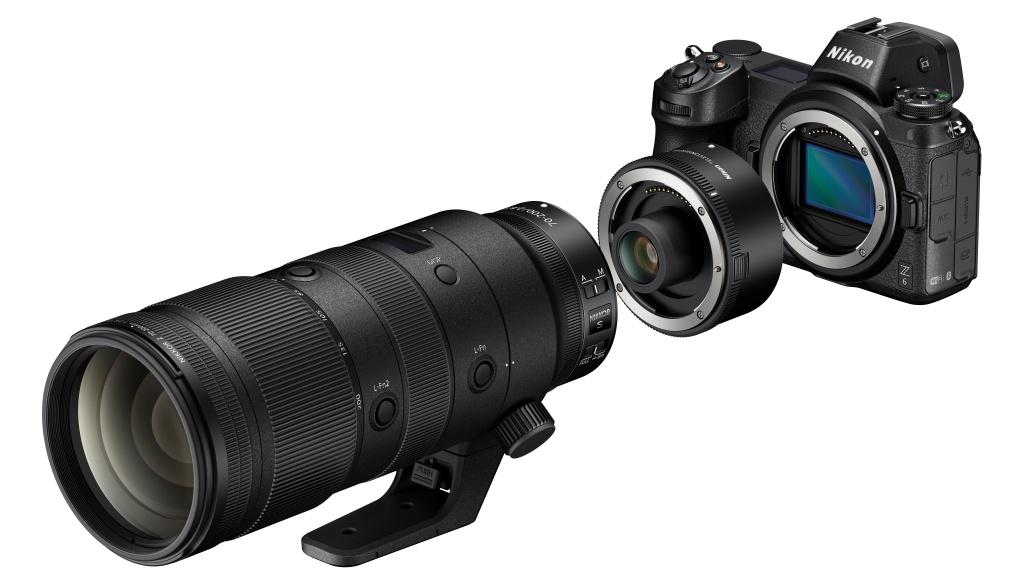 Telekonwertery Nikon Z1,4x i2x