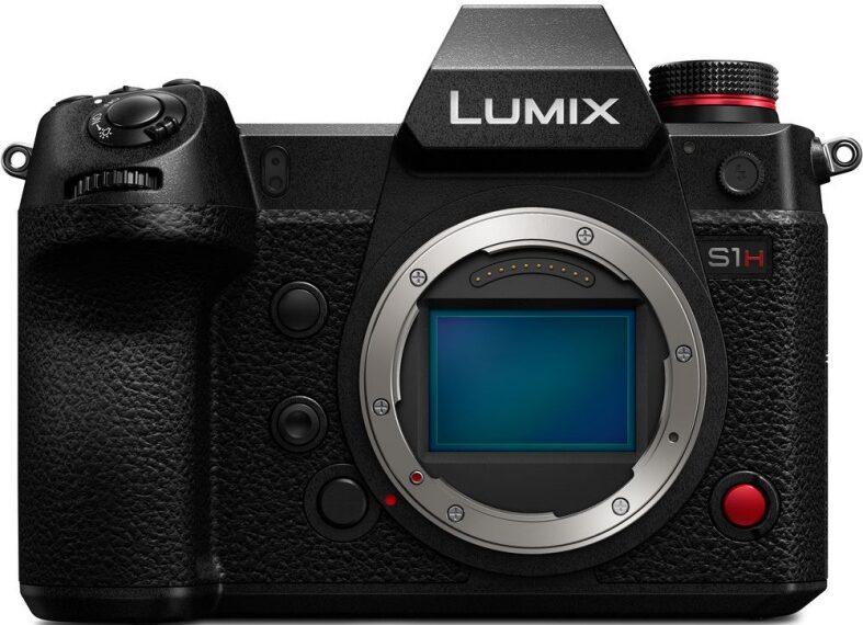 RAW wideo dla aparatu Panasonic Lumix DC-S1H