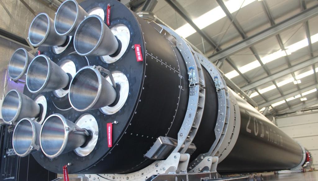 Satelita Canon CE-SAT-IB zniszczony wtrakcie startu rakiety Electron Rocket Lab