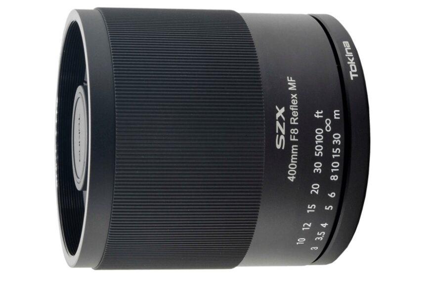 W sierpniu pojawi się narynku nowy lustrzany obiektyw Tokina 400 mm F/8