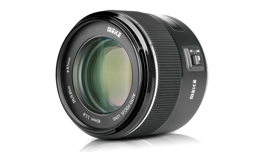 Pierwszy obiektyw firmy Meike zautofokusem: 85 mm F/1,8