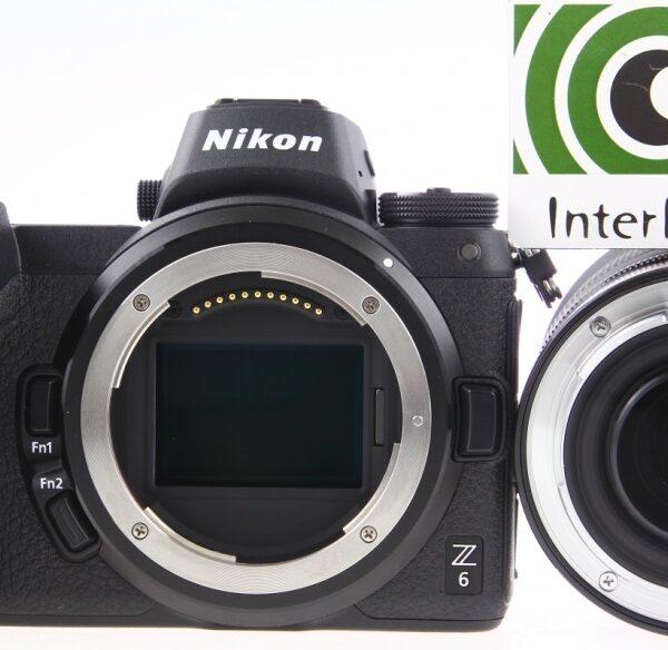 Nikon Z6: dwulatek, któryniechce się zestarzeć
