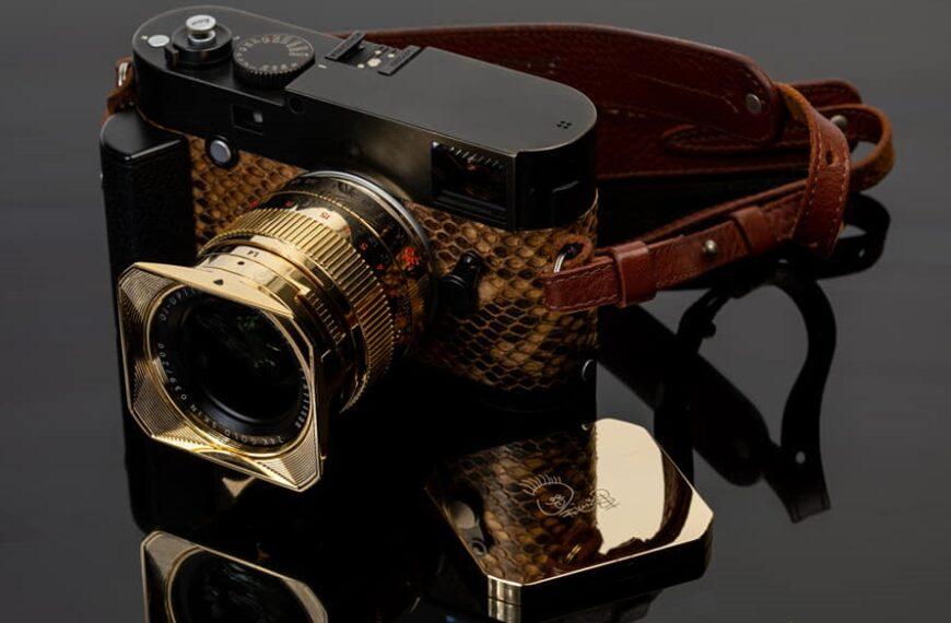 TTArtisan: pokryta 24-karatowym złotem edycja limitowana obiektywu 35 mm F/1,4 wmocowaniu Leica M