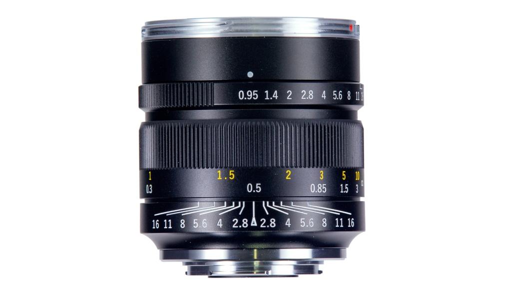 """Obiektyw ZY Optics 17 mm F/0,95 """"Speedmaster"""" dla aparatów MFT"""