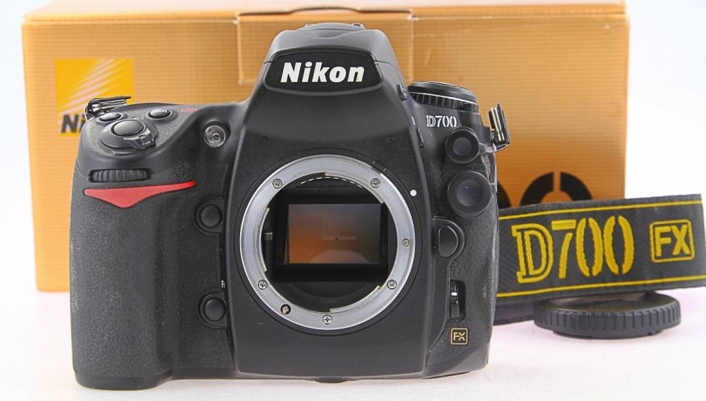 Nikon D700 czyli klasyk, któryniechce przestać klikać