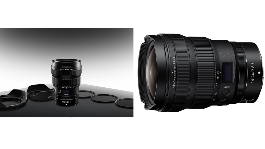 Obiektywy Nikona zmocowaniem Z: 14-24 mm F/2,8 S i50 mm F/1,2 S