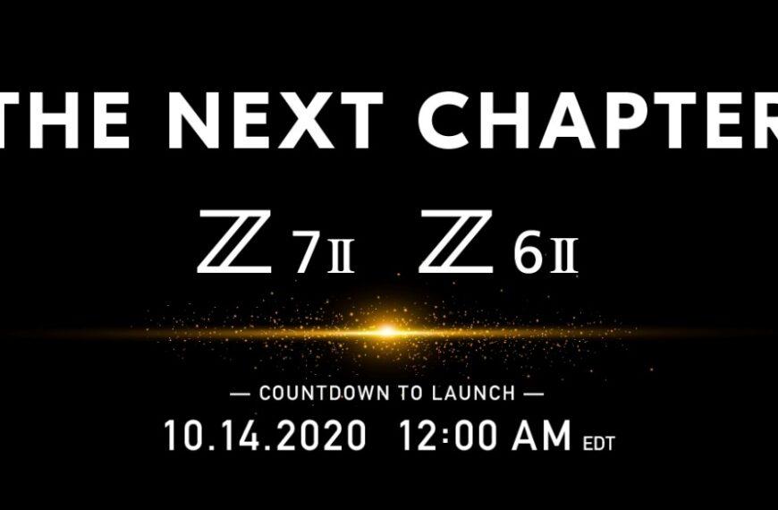 Nikon Z6 II i Z7 II: premiera 14 października