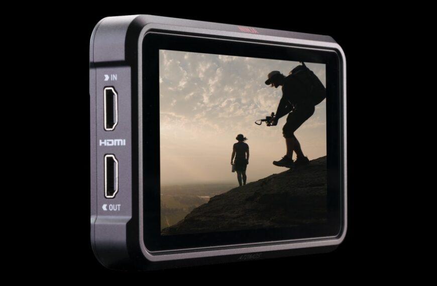 Atomos Ninja V: ProRes RAW zaparatami Fujfilm GFX 100 iSigma fp poprzez HDMI