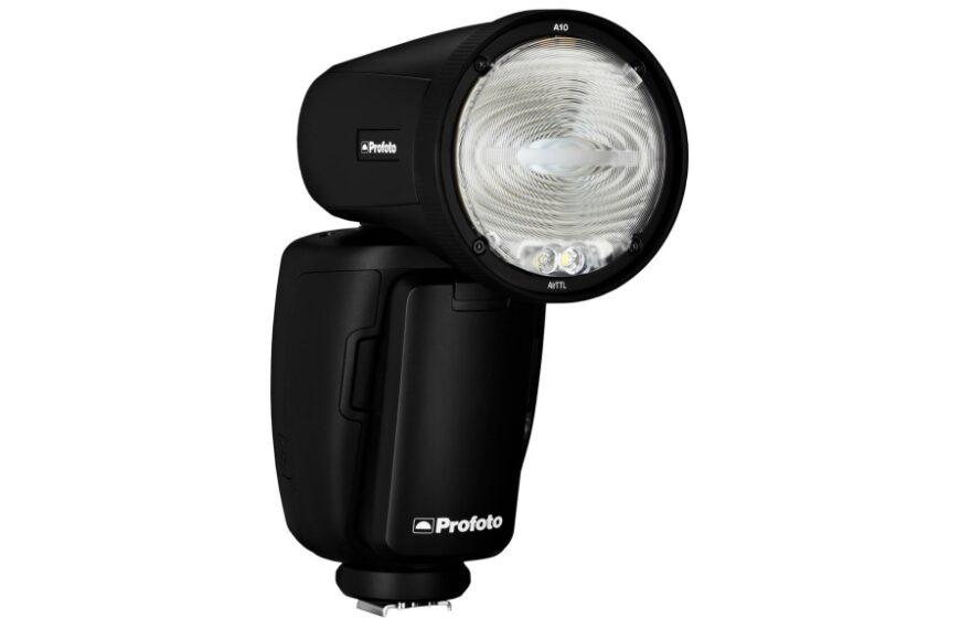 Lampa Profoto A10 współpracuje zesmartfonem poprzez technologię AirX Bluetooth
