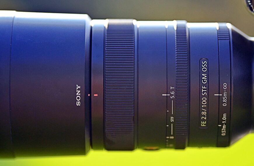 SONY FE 100 mm F/2,8 STF GM OSS: czyidealne boke jest dla każdego?