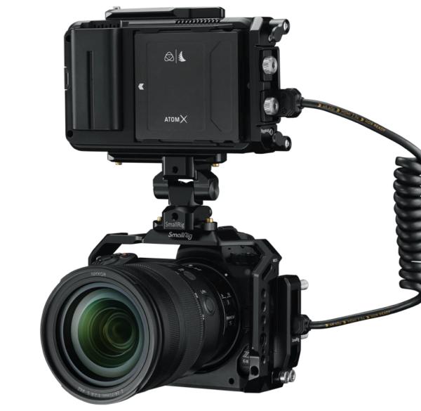 Atomos pracuje nad aktualizacją Ninja V dającą 12-bitową rejestrację 4K/30p ProRes RAW z Nikonami Z6 II i Z7 II