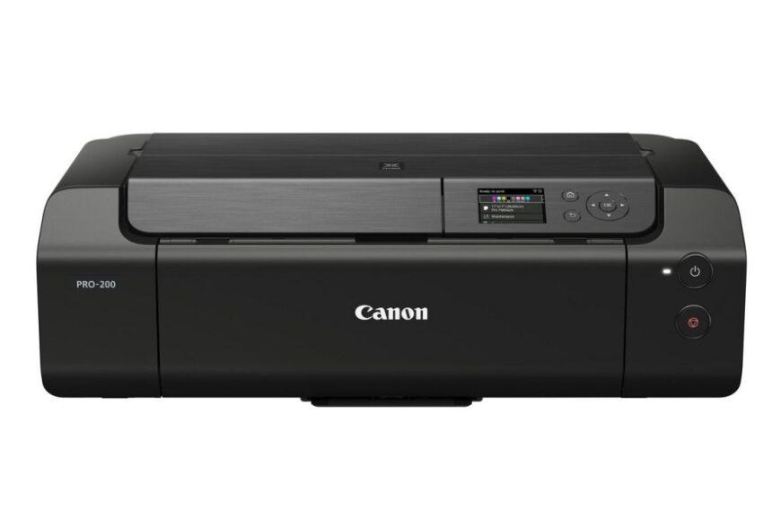 Canon PIXMA PRO-200 – najnowsza drukarka fotograficzna A3+