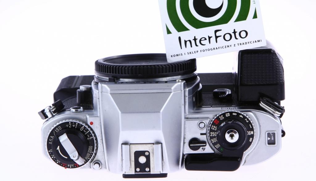 Nikon FG – taki mały, taki utalentowany, taki nielubiany