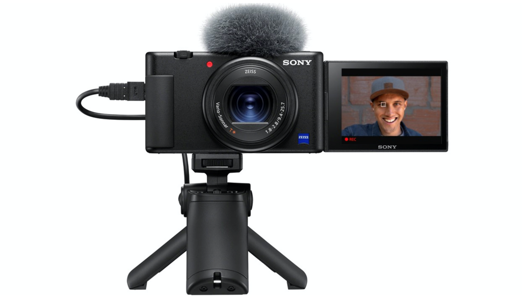Sony-Webcam
