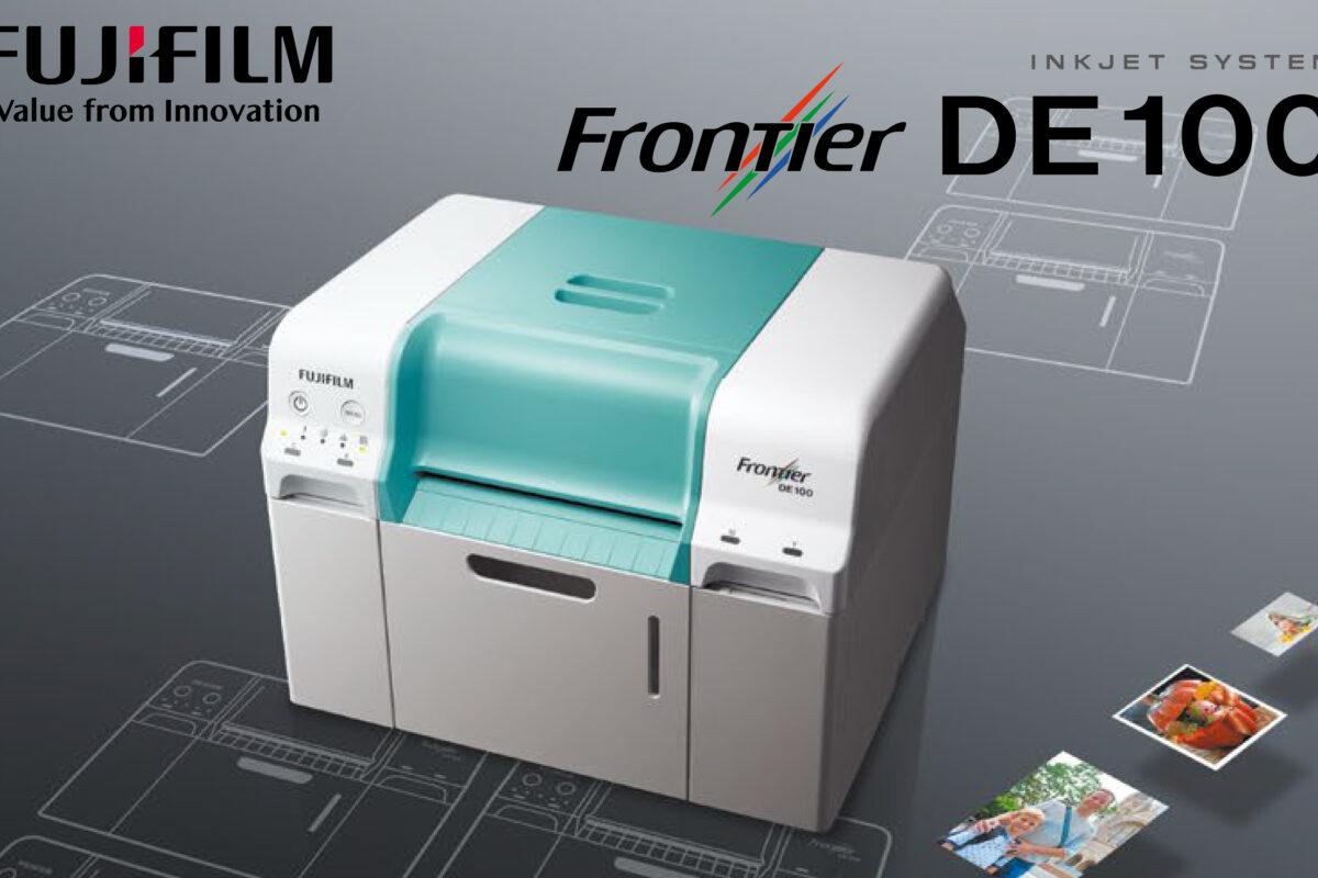 Fujifilm Frontier DE100