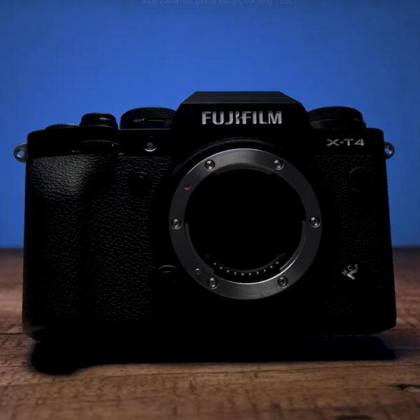 Dlaczego warto mieć Fujiflm X-T4