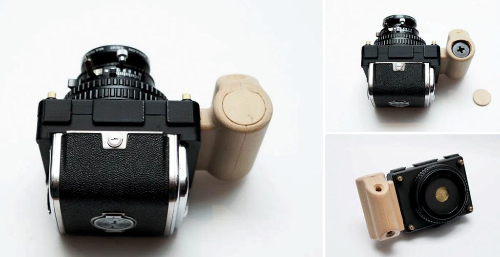 Modułowy system średnioformatowy Chroma Camera 679