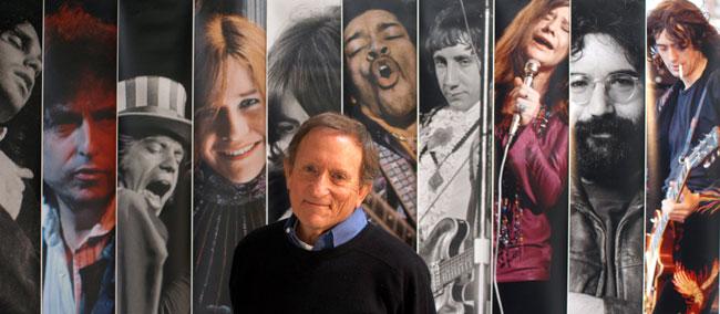 W wieku 83 lat zmarł Baron Wolman, pierwszy etatowy fotograf magazynu Rolling Stone