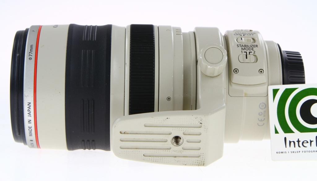 Canon EF 28-300 mm f/3,5-5,6L IS USM: spacerzoom, którynienadaje się nazwykłe spacery