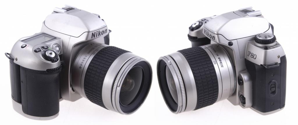Nikon F80, czyli mały dzielny plastik fantastik