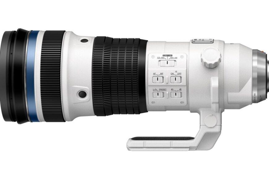 Olympus 150-400mm F4.5 TC1.25x IS Pro