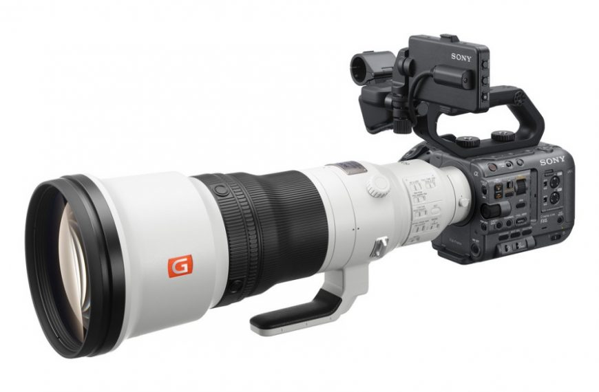 Kamera Sony FX6