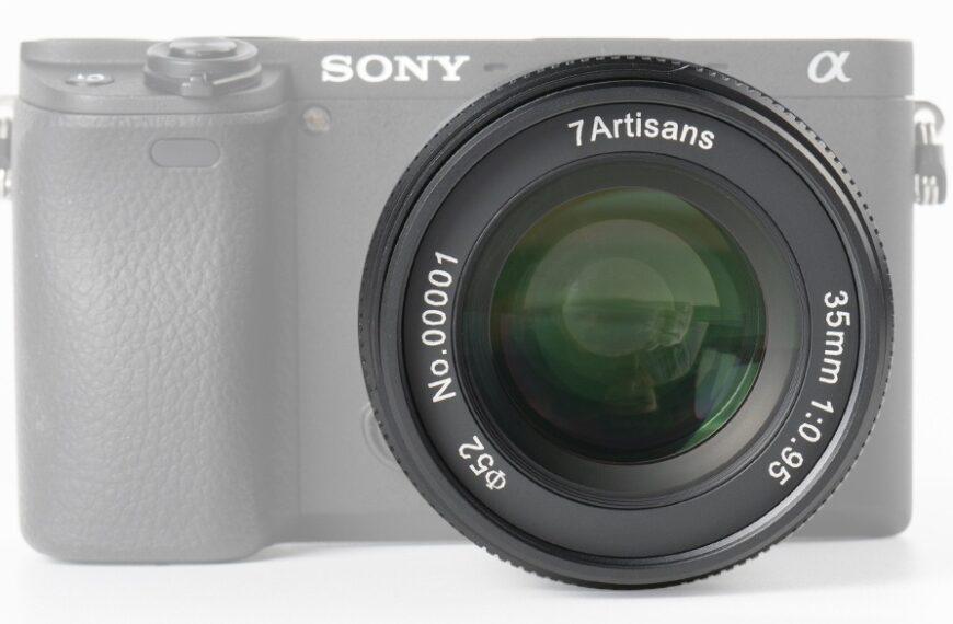 Obiektyw 7Artisans 35mm f0.95: zajasność niezawsze trzeba słono płacić