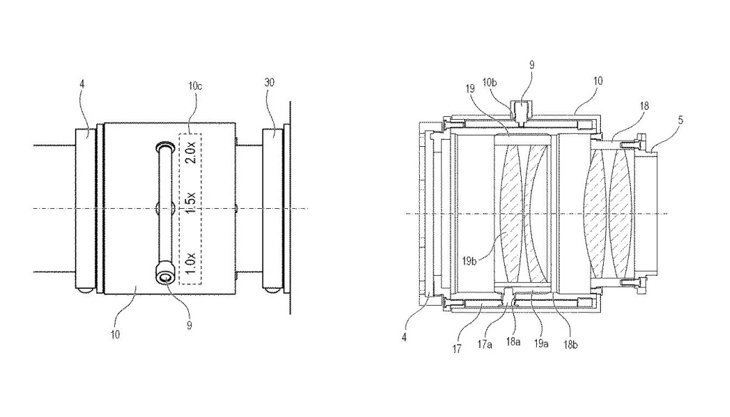 Canon-Patent-Teleconverter