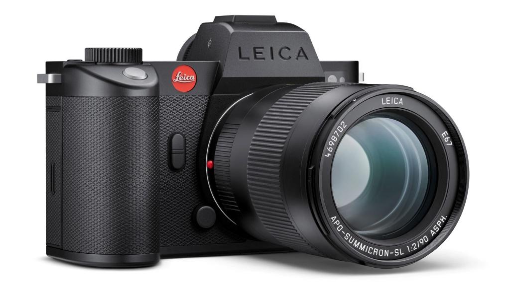 Aktualizacja oprogramowania dla pełnoklatkowego bezlusterkowca Leica SL2-S