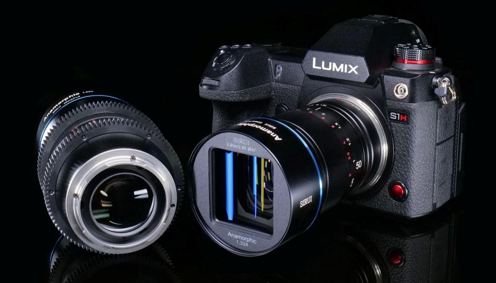 Przerobione obiektywy Sirui jaka tania opcja anamorficzna dla systemów zbagnetami Leica L iCanon RF