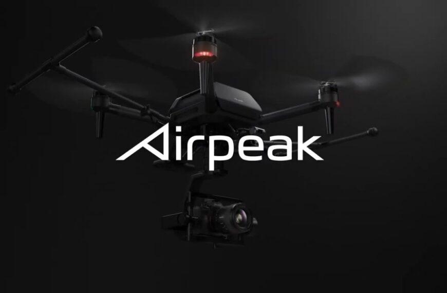 """Dron Sony """"Airpeak"""""""