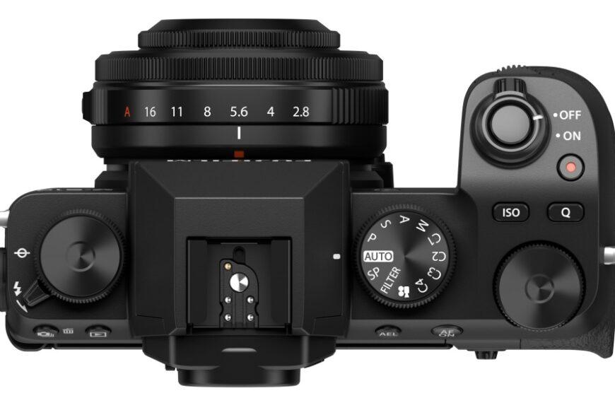 Fujifilm dodaje poprawioną wersje obiektywu 27 mm F/2,8 oraznowy obiektyw 70-300 mm F/4-5,6 dolinii optyki X