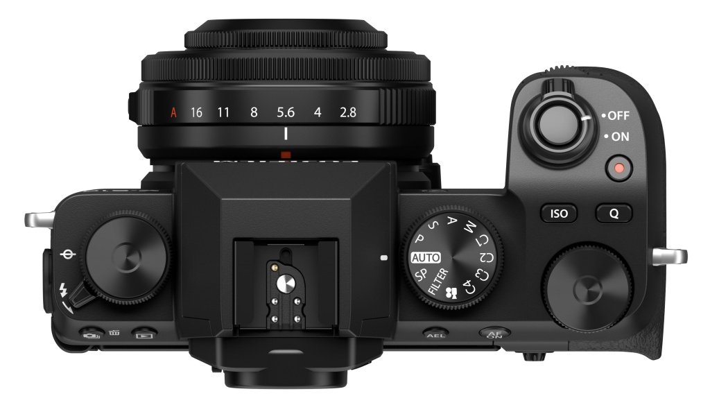Fujifilm-XF 27mm F2.8-R-WR