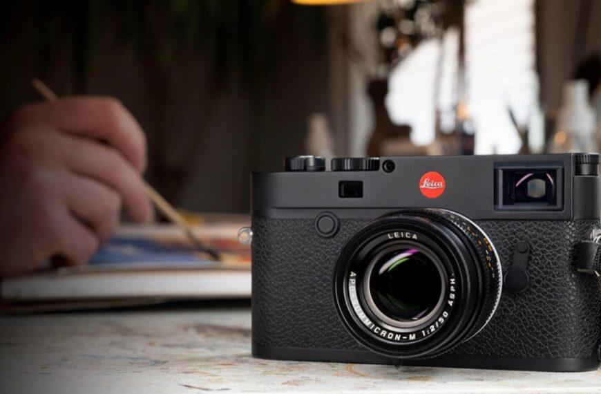 Leica dodaje funkcję korekcji perspektywy doaparatów M10-P, M10-R orazM10 Monochrom