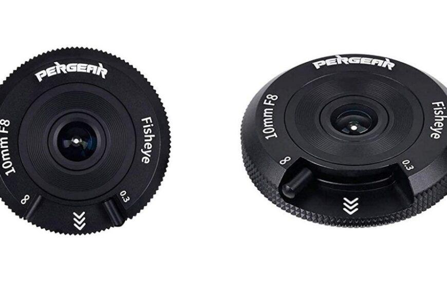 Pergear 10 mm F/8: naleśnikowy obiektyw typu rybie oko dla matryc formatu APS-C