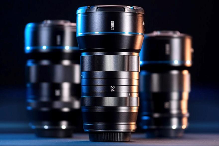 Sirui uruchamia kampanię naIndiegogo dla sfinansowania anamorficznego obiektywu 24 mm F/2,8 1,33x