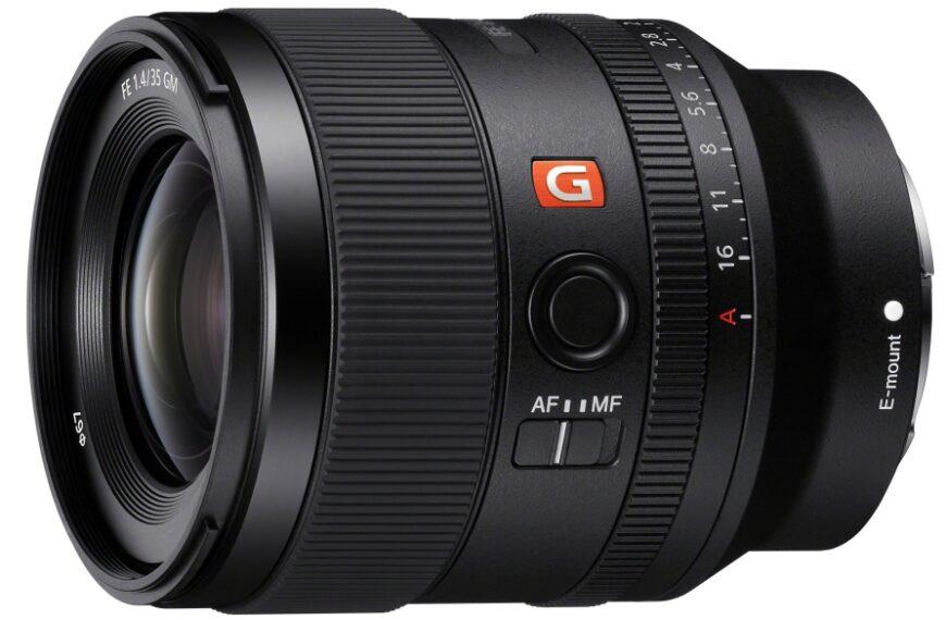 Sony FE 35 mm F/1,4 GM