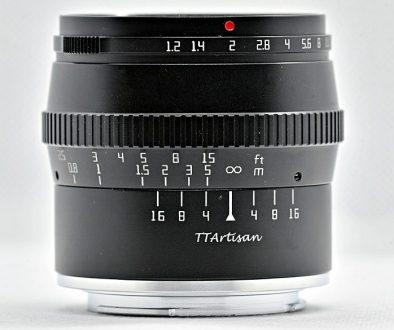 TTArtisan-50mm-f1.2