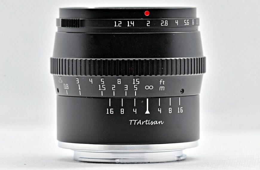 TTArtisan 50 mm f/1,2: coś więcej niż kolejny jasny standard dla matryc formatu APS-C