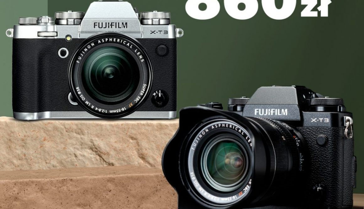 fujifilm x-t3, interfoto.eu, promocja