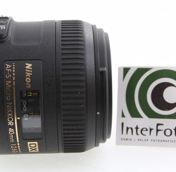 Obiektywy dla niepełnoklatkowych lustrzanek cyfrowych Nikona. Część druga: stałki