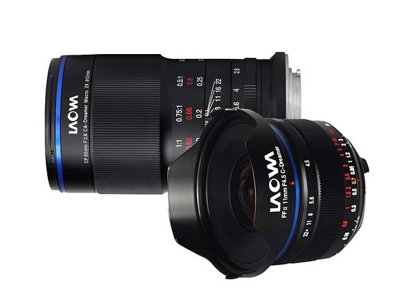 Venus Optics wprowadza obiektyw Laowa 11 mm F/4,5 wmocowaniu Canon RF oraz65 mm F/2,8 2X Macro wmocowaniu Nikon Z