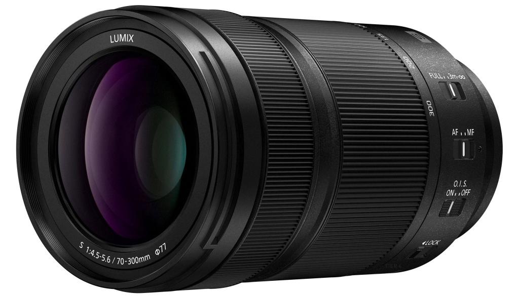 Obiektyw Panasonic Lumix S 70-300 mm F/4,5-5,6 Macro wmocowaniu L