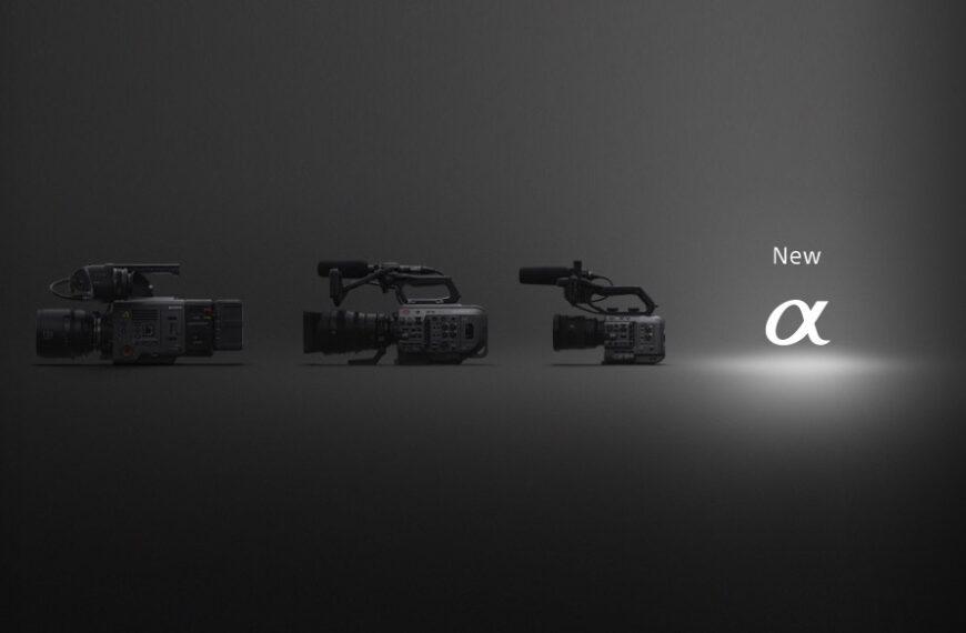 Kamera Sony FX3 wserii Cinema Line