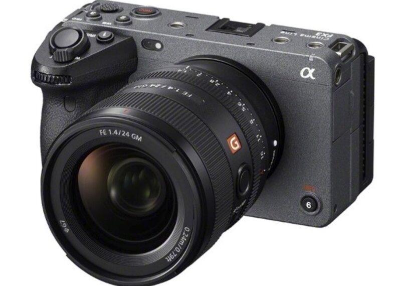 Nowy bezlusterkowiec Sony FX3 Cinema Line?