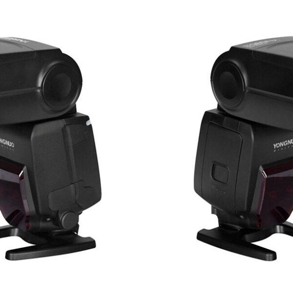 Poprawiona wersja lampy błyskowej Yongnuo YN685 II dla systemów Canon iNikon