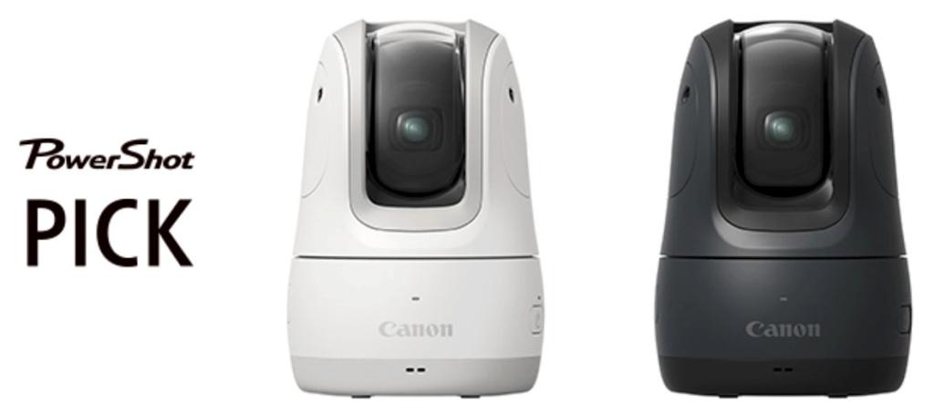 Canon PowerShot PICK: aparat sterowany przezSI